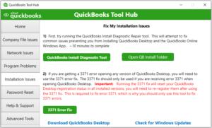 QuickBooks 3371 Error Fix Tool