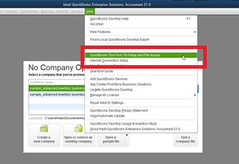QuickBooks Tool Hub Fix Setup and File Issues